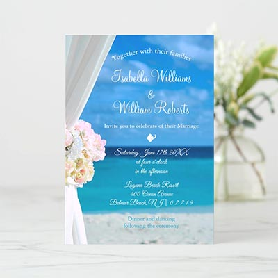 Modern-Floral-Ocean-Beach-Summer-Wedding-Invitation